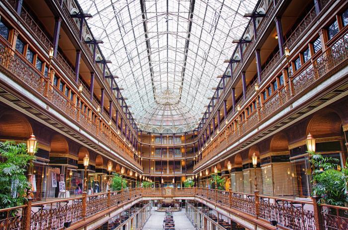 12) Hyatt Regency Cleveland at The Arcade