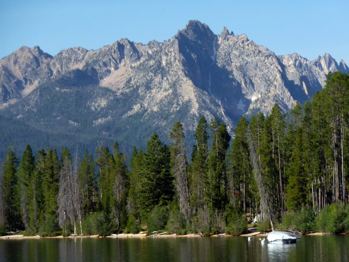 Idaho Sawtooths