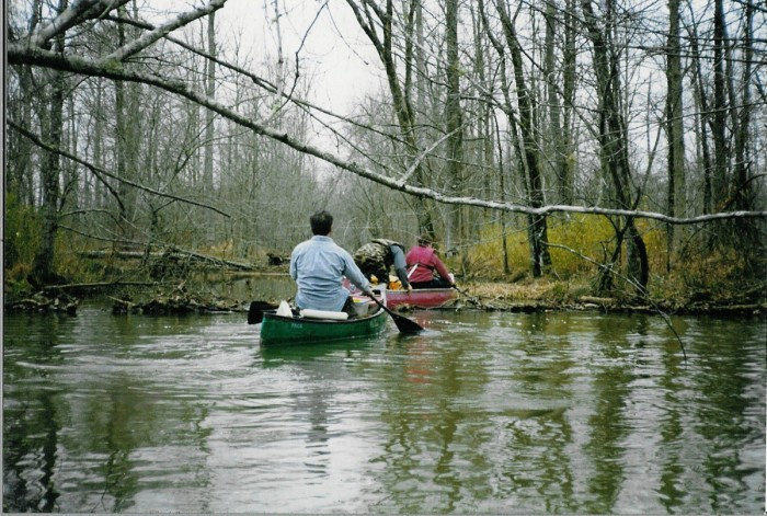 1. Wolf River