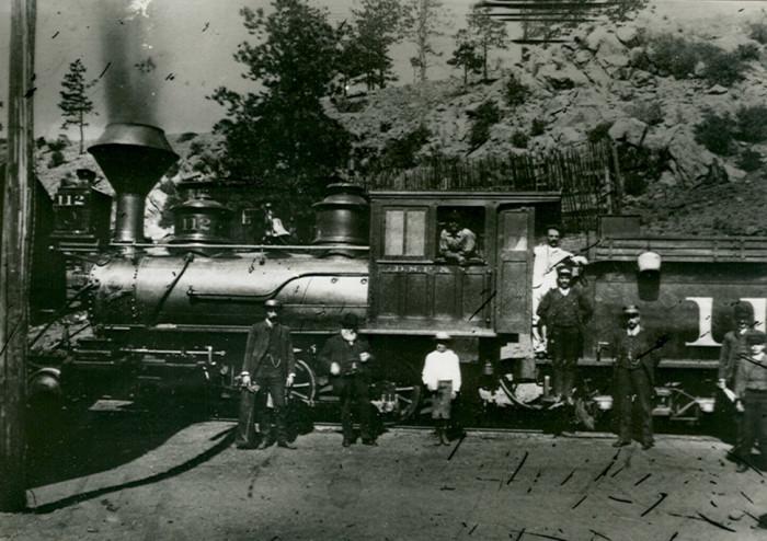 4.) Denver Railroads
