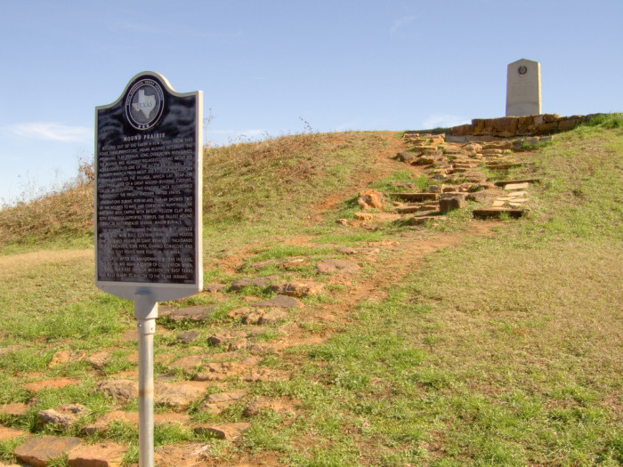 9) Caddo Mounds State Historic Site (Alto)