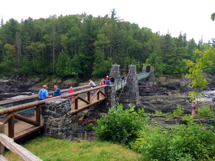 16. Jay Cooke State Park