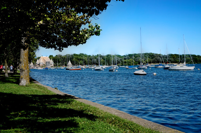 3. Lake Harriet brings the party South of the Cities with ample room for boats and family fun.