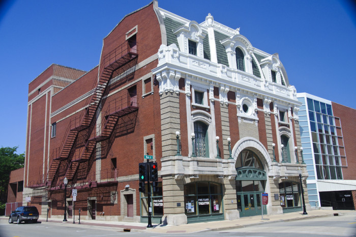 11. Five Flags Theater, Dubuque