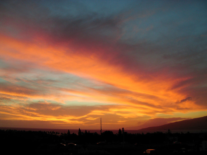"""15) """"Yet Another Maui Sunset"""" by Beau Lebens"""