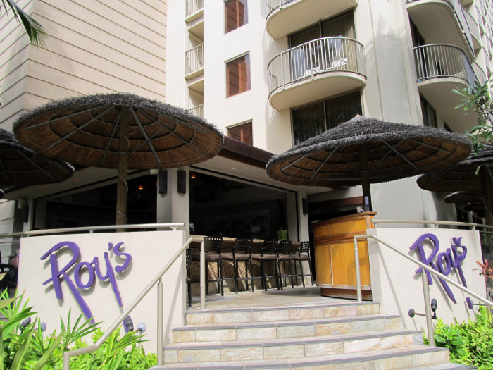 15) Roy's – with locations on all islands – is a marvelous blend of Hawaiian and European cuisine.