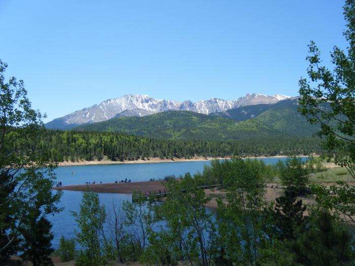 11.) Pikes Peak