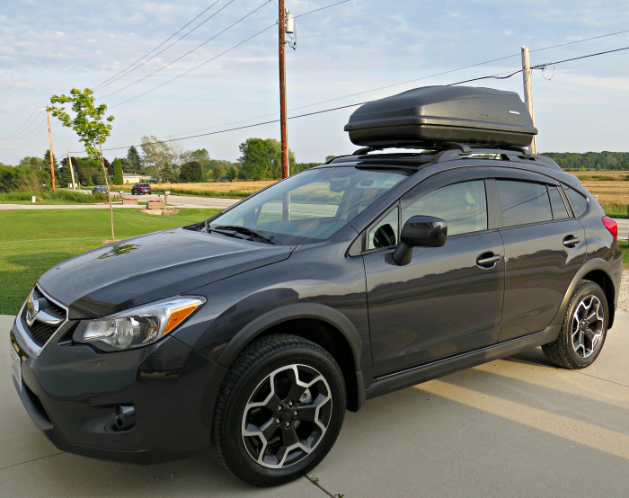 8.) Every Coloradoan owns a Subaru