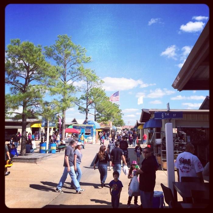 5) Trader's Village (Houston, San Antonio, Dallas/Fort Worth)