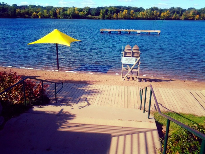 13. And if you still aren't satisfied, you can always find a nice beach or dock on any of Minnesota's fantastic lakes and you're guaranteed to have a good time.