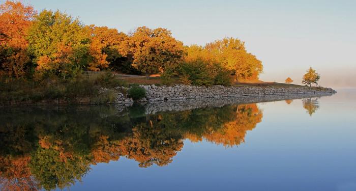1.) Marvelous Milford Lake