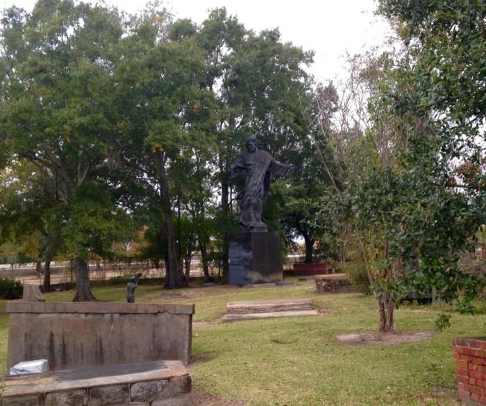 7) Bilbo Cemetery, Lake Charles, LA