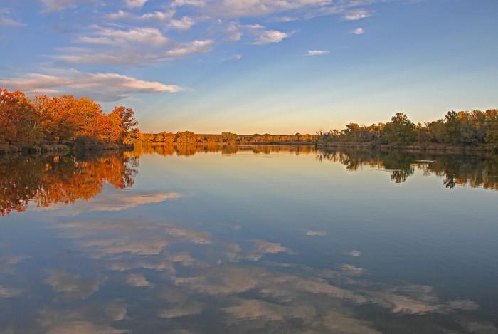 5.) Milford Lake (Milford)