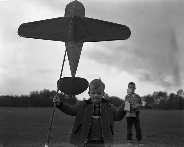 9. A Kite and a Trophy