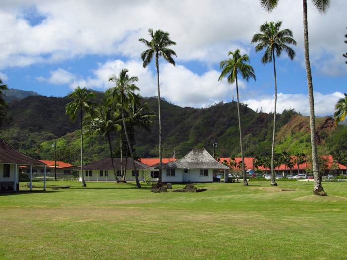 16) According to a Kauai law, no building on the island is allowed to be taller than a palm tree – a pretty subjective measurement system if you ask me.