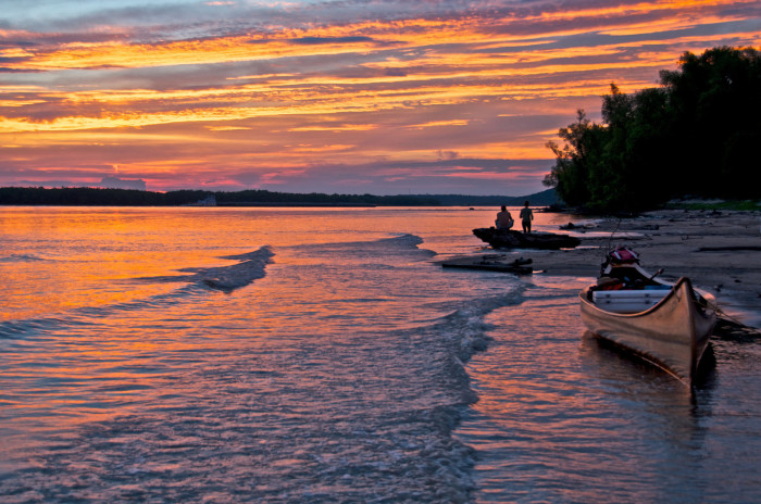 16. Mississippi River