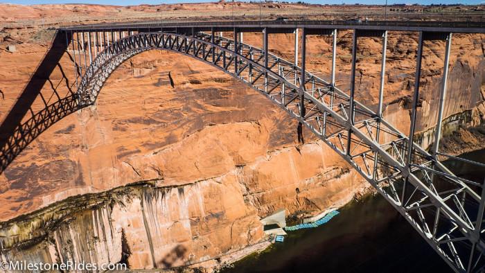 3. Glen Canyon Dam Bridge