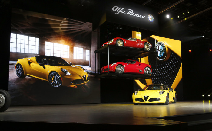 3) Visit the North American International Auto Show