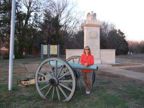 16. Become a war buff at Brices Cross Roads National Battlefield Site near Tupelo.