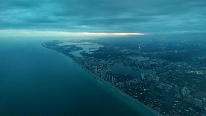 10. Hallandale Beach , FL