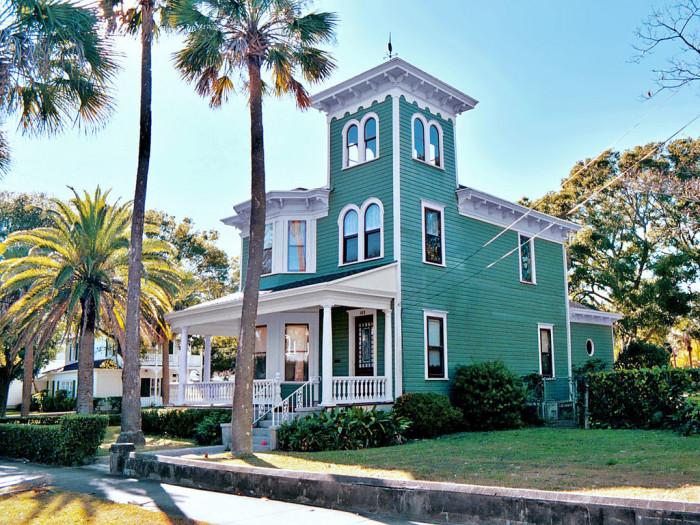1. Historic District, Fernandina Beach, FL