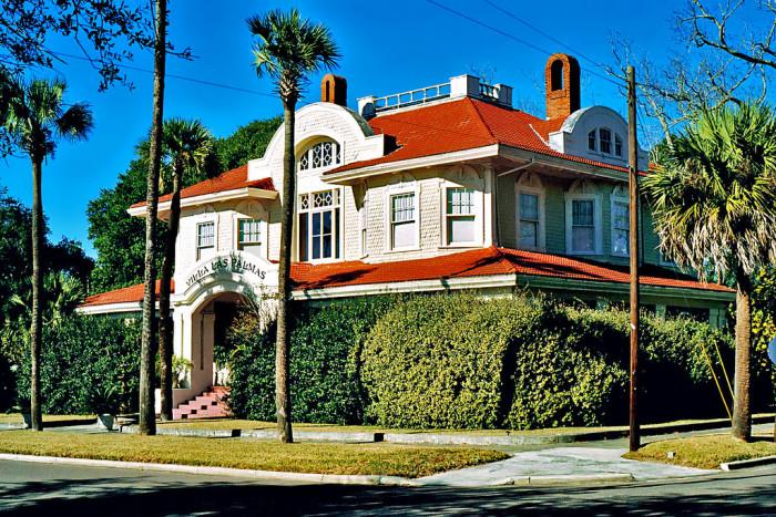 6. Villa Las Palmas, Historic District, Fernandina Beach, FL