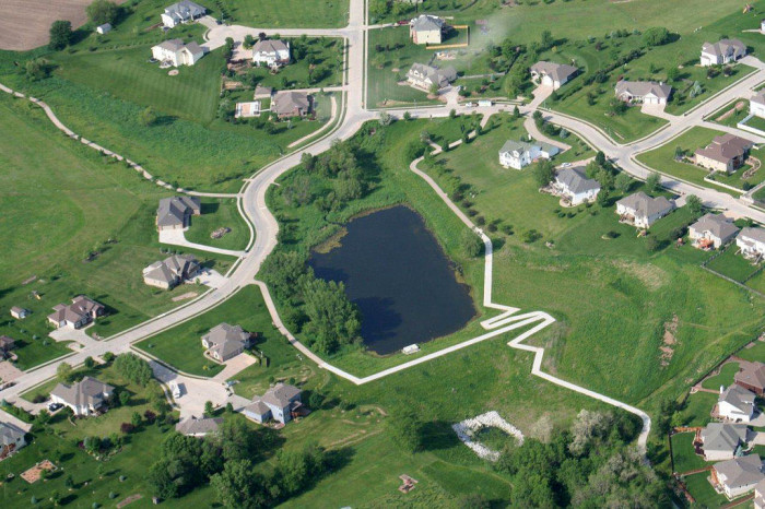 The Watershed Protection and Flood Prevention Act Site at West Papillion Creek