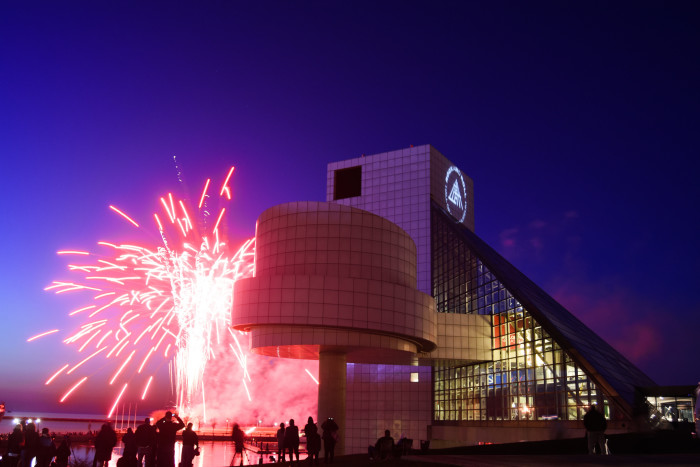9) Cleveland Metroparks Zoo, Cleveland Botanical Garden and The Rock and Roll Hall of Fame