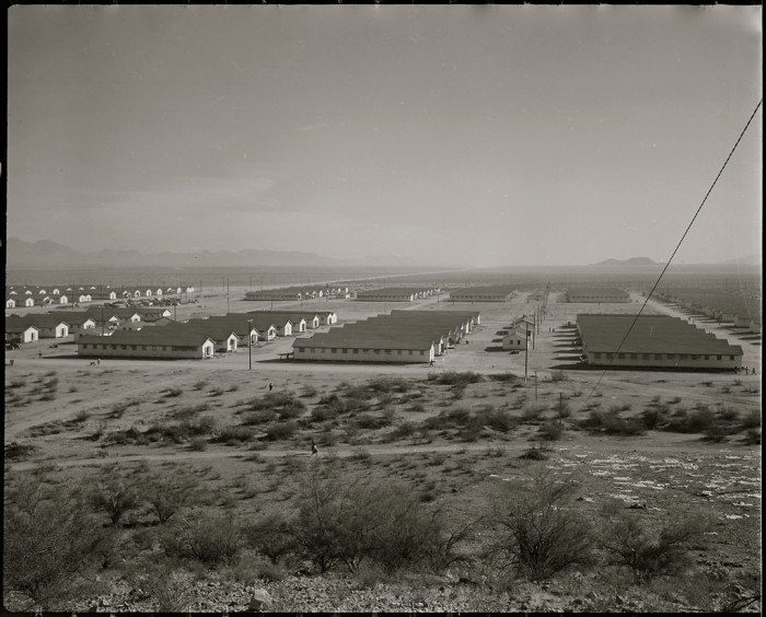 15. Two World War II Japanese internment camps were on Arizona soil.