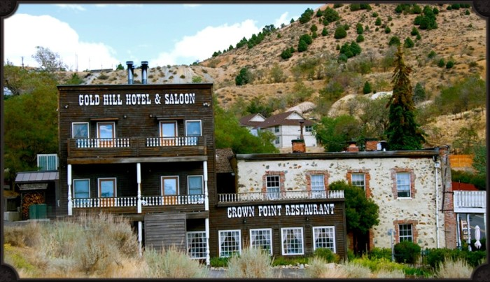 10. Gold Hill Hotel - Gold Hill, NV