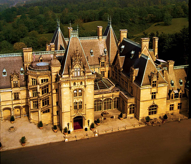 2. Sharks haven't attempted to appreciate the beauty of the Biltmore