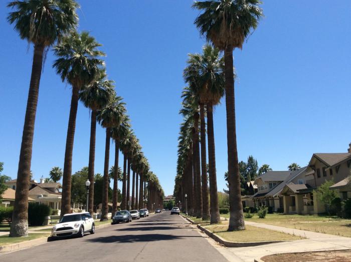 5. Drive (or walk) through historic neighborhoods