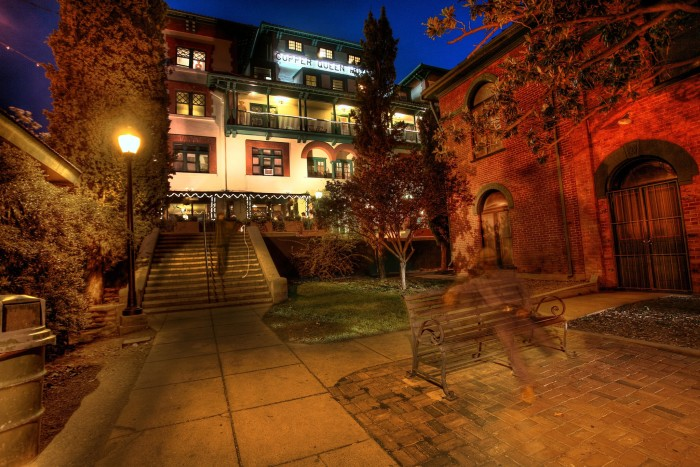 These 15 Haunted Hotels In Arizona Will Make Your Stay A