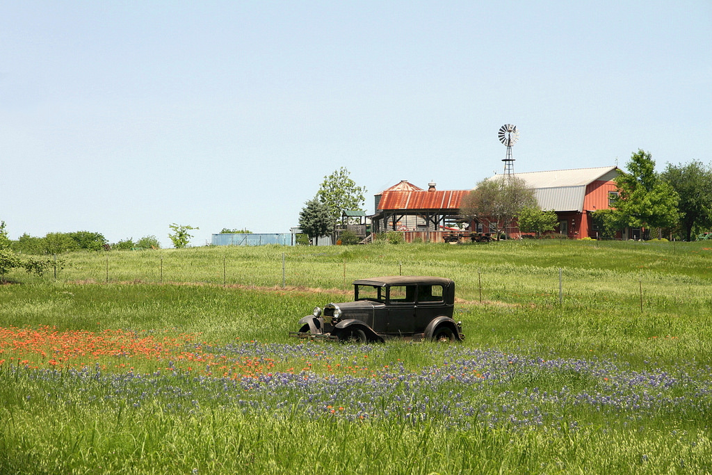 12 Beautifully Charming Farms In Rural Texas