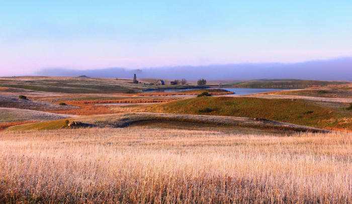 5. This view of the Moldenhauer Waterfowl Production Area is BREATHTAKING!