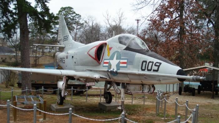 10. Louisiana Military Museum, Ruston, LA