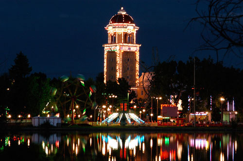 4.) Lakeside Amusement Park (Denver)