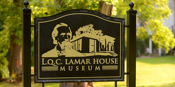 18. Learn about 19th-century statesman L.Q.C. Lamar while touring his home in Oxford.