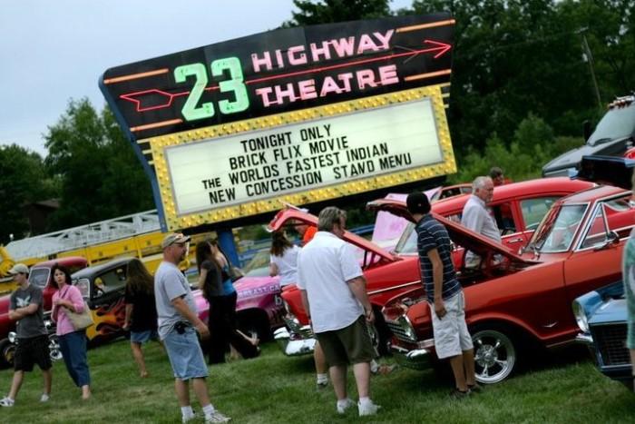 7) 23 Highway Theatre, Flint
