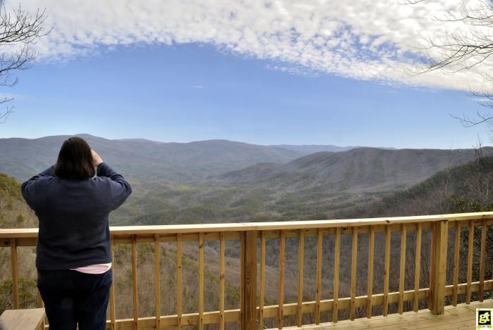 1) Ft. Mountain