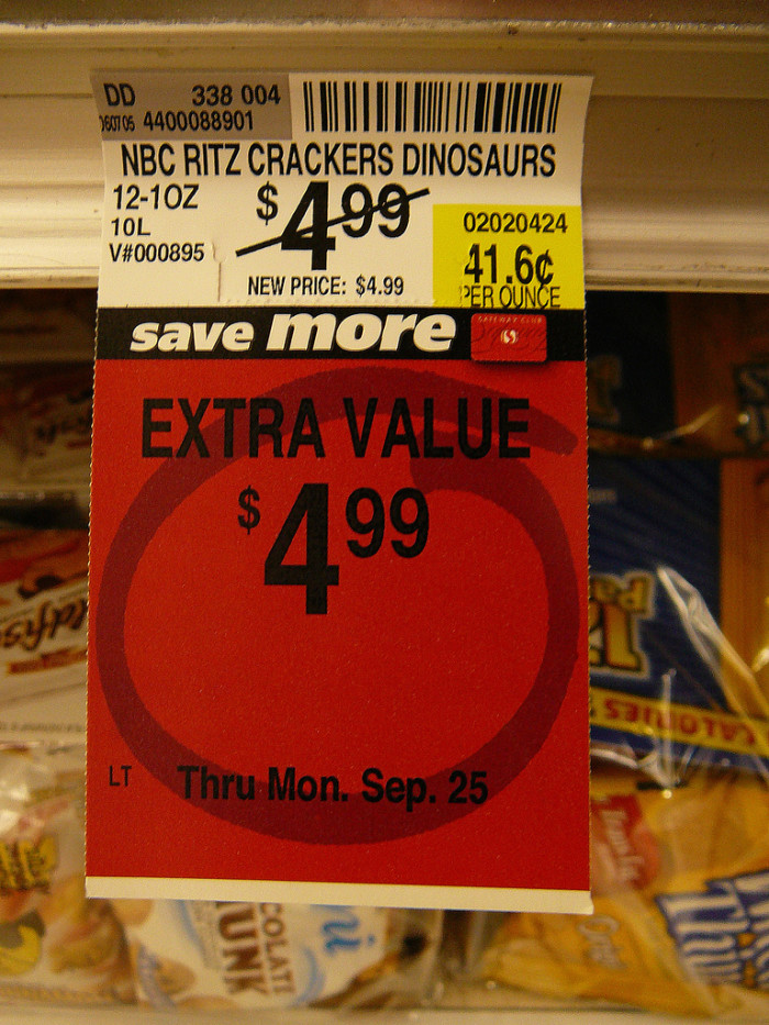 6.) With deals like these, it's no wonder they had to close multiple Colorado locations!