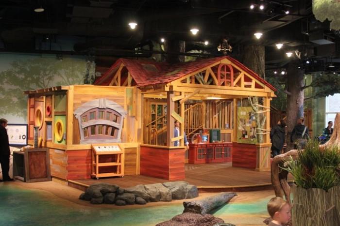 2) Fernbank Museum's Nature Quest - 767 Clifton Road NE, Atlanta, GA 30307
