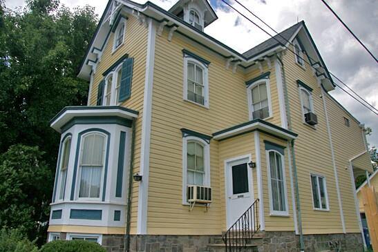 3. Aaron Burr House, New Hope