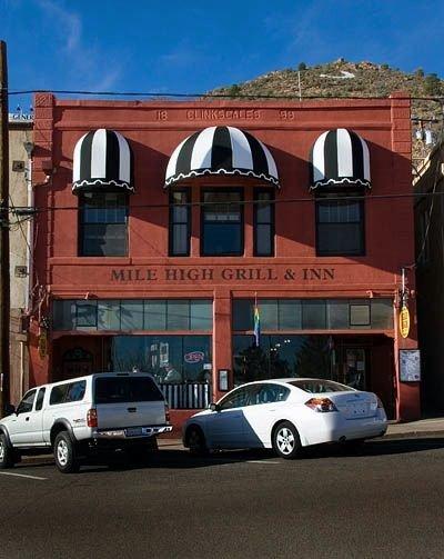 13. Mile High Inn, Jerome