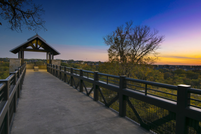11) Arbor Hills Nature Preserve (Plano)