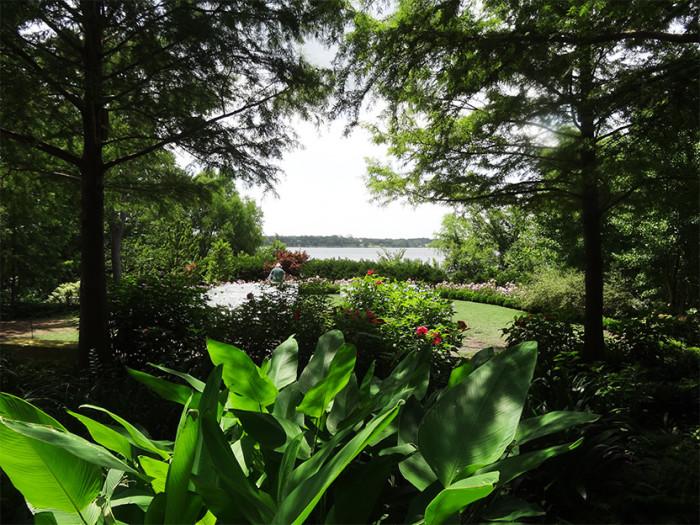 4) Dallas Arboretum and Botanical Garden