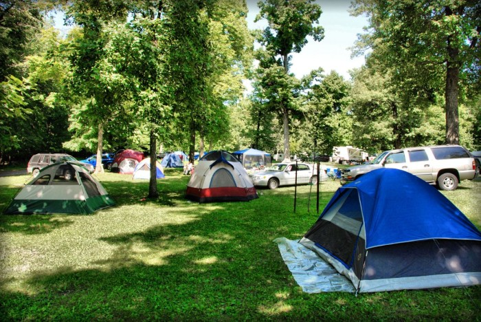 10 Of The Best Camping Spots In Iowa