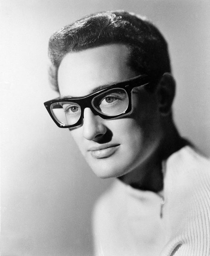 1. Buddy Holly, 1936 - 1959