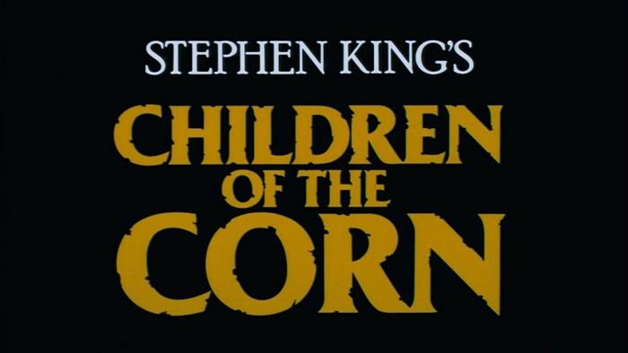 1. Children of the Corn