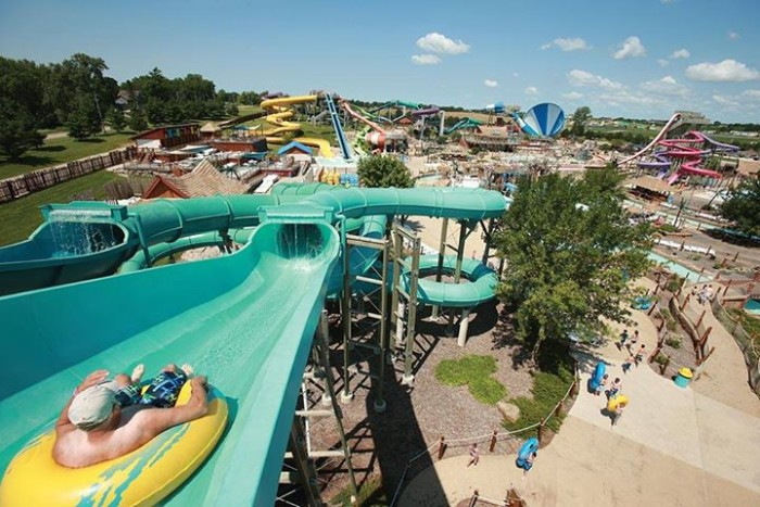 1. Lost Island Waterpark